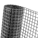 Plastica recinzione altezza 0,5m Maglia 40mm Pollame recinzione in antracite (al metro)