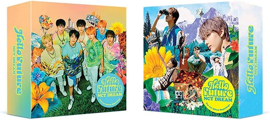 NCT Dream Hello Future Direct stock discount Super-cheap 1st Album Cover Version Kit Repackage S 2
