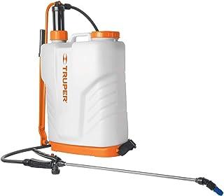 Truper FUM-16, Fumigador de mochila, 16 L (4.2 gal)