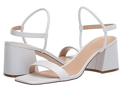 Marc Fisher LTD Nabela (White Leather) Women
