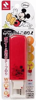 ニチバン テープのり てのり はんこのりディズニー TND-TE7H1 ミッキー