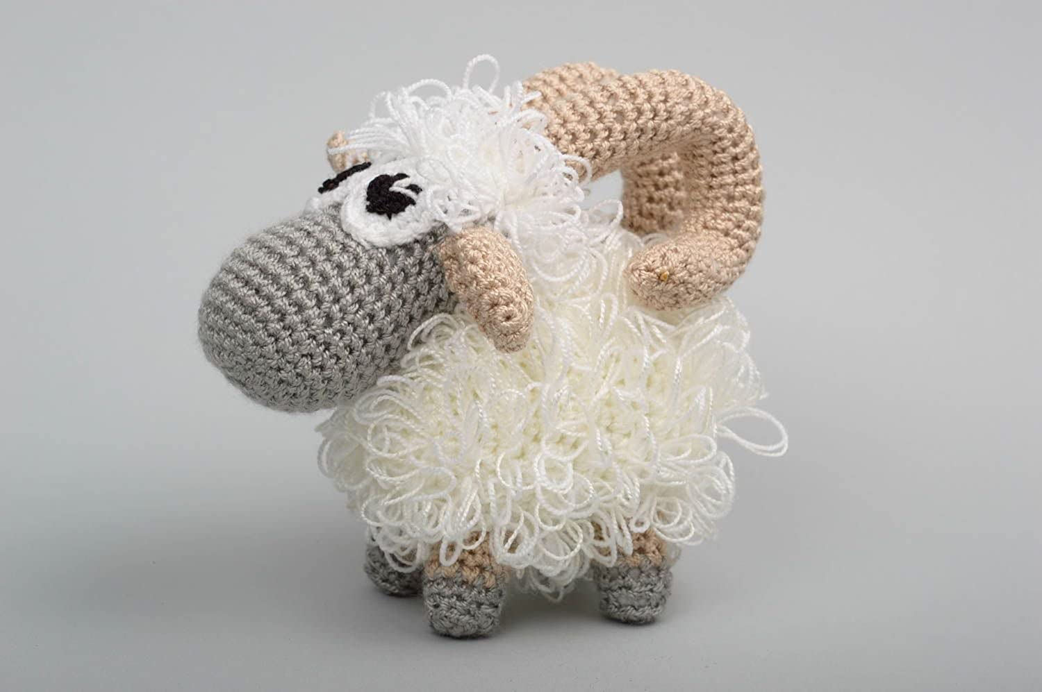 Crochet Stuffed Animals Handmade Toy Cuddly Toys Unique Toys Gifts for Toddlers