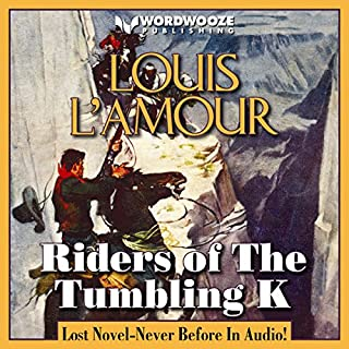 Riders of the Tumbling K cover art