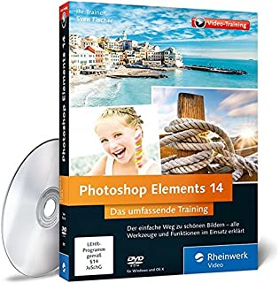 Photoshop Elements 14: Das Umfassende Training