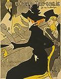 Henri Toulouse Lautrec–Le Divan Poster Vintage Fine