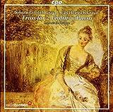 Graun, J.G. / Graun, C.H.: Trios for 2 Violins and Basso Continuo (Les Amis De Philippe)