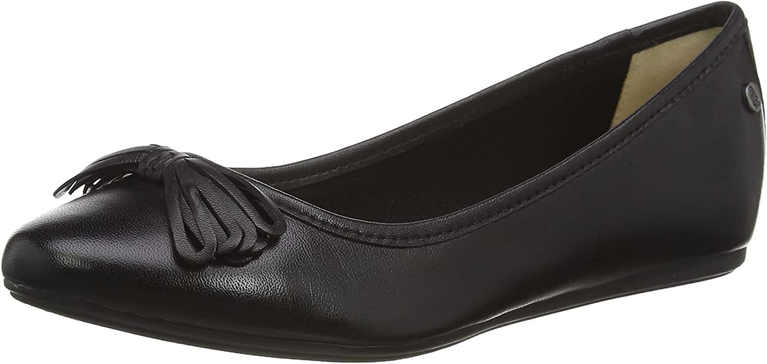 Hush Puppies Women's Closed sold out Toe us Ballet Flats Discount is also underway