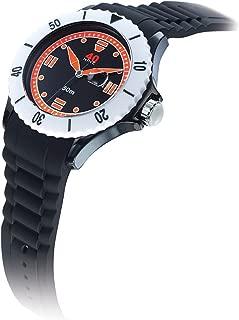40Nine Unisex 40NINE02/BLACK40 Large 45mm Plastic Watch