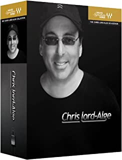 WAVES Chris Lord-Alge Signature Series バンドル ウェーブス