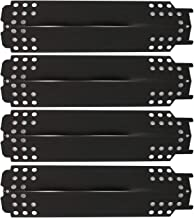 VICOOL Grill Heat Plate Porcelain Steel Heat Tent Shield Replacement for Charbroil 461334813, 463234413, 463436213, 463436215, Thermos 466360113 Gas Grill, G432-0096-W1, 14 7/8 inch hyP300A (4 Pack)