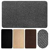 """EdenHomes Proprietary Lightweight, Durable Door Mat (29"""" x 17"""") - Easy Clean Indoor Rug, Low-Profile for Porch,..."""