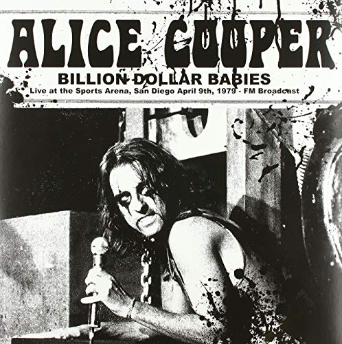 Billion Dollar Babies: Live at the Sport [Vinilo]