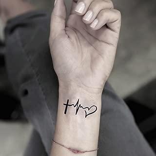 Best heart disease symbol tattoos Reviews