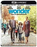 Wonder 4K [4K + Blu-ray + Digital]