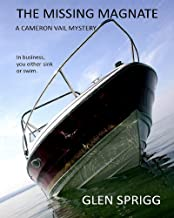 The Missing Magnate (Cameron Vail Book 2)