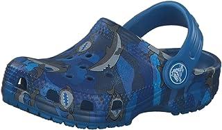 Crocs Unisex Kids' Classic Shark Clog Ps Leisure Flip Flops Sportwear for Children