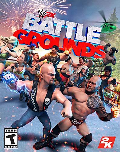 WWE 2K Battlegrounds Standard - PC [Online Game Code]