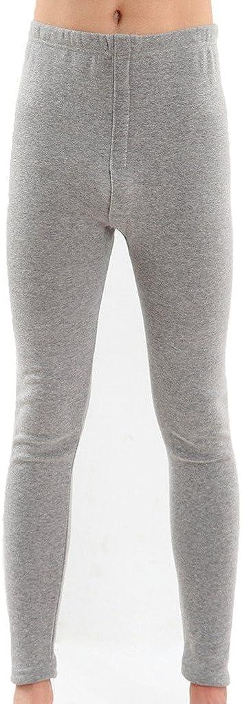 Legou Men's Ultra Soft Thermal Plus Bottom Pant