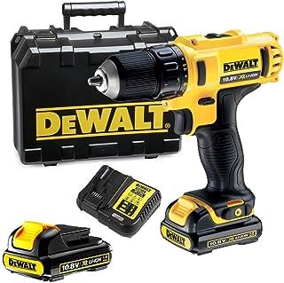 DeWalt 12V MAX 10MM DRILL DRIVER multi tool - DCD710C2P-B5