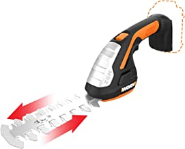 Best worx wg801 lithium ion shear shrubber trimmer Reviews