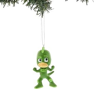 Kurt Adler PJ Masks Blow Mold Ornament Gift Boxed (Green)