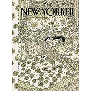 The New Yorker, December 10th 2018 (Zoë Heller, Anand Gopal, Amy Davidson Sorkin) cover art