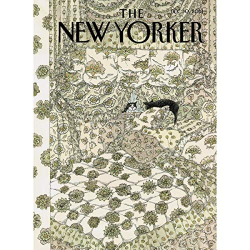 The New Yorker, December 10th 2018 (Zoë Heller, Anand Gopal, Amy Davidson Sorkin) audiobook cover art
