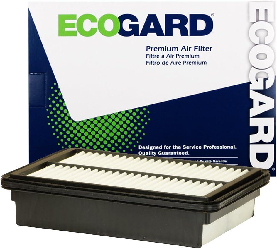 ECOGARD XA10578 Premium Hyundai Elantra Air Filter, 1 Pack