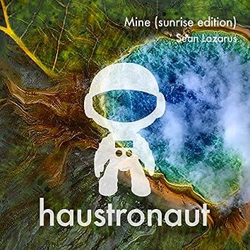 Mine (sunrise edition)
