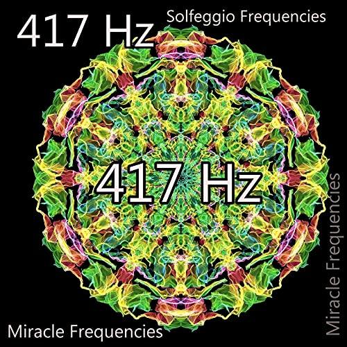 417 Hz 癒しの瞑想音楽 マイナス思考やマイナスな状況から脱し、輝く自己実現へ!ポジティブ思考を促すソルフェジオ周波数! ヒーリング・瞑想・ヨガ・Spa音楽