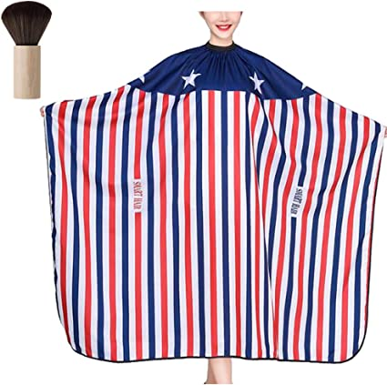 Barbero Capa Salón Peluquería Corte De Pelo Capa ...