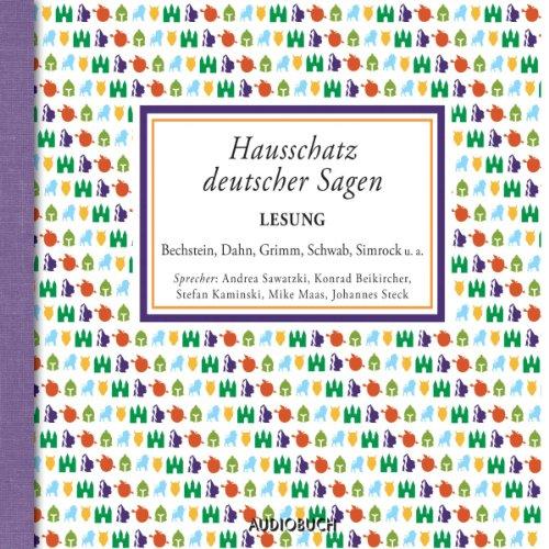 Hausschatz deutscher Sagen cover art