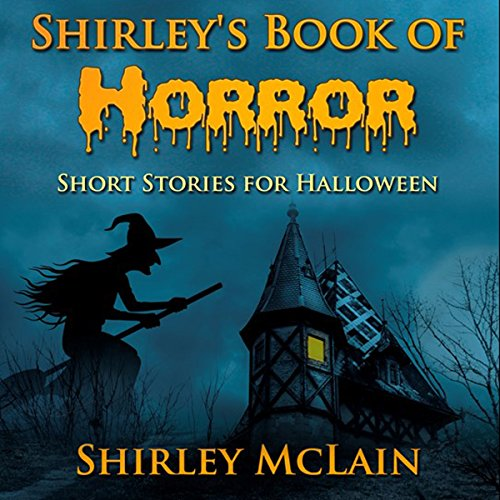 Shirley's Book of Horror audiobook cover art