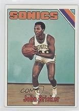 John Brisker (Basketball Card) 1975-76 Topps - [Base] #149