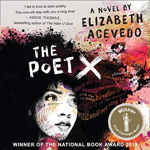 The Poet X cover art