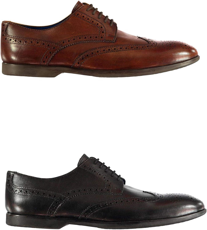 Firetrap Pierce Chaussures Brogues Hommes à Lacets Formelles Chaussures