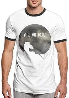 See Sarah Lynn, We are Not Doomed Men's Ringer T-Shirt