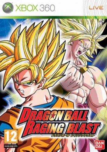 Dragonball Z Raging Blast Limited Edition (E.C.)