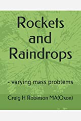 Rockets and Raindrops: - varying mass problems Copertina flessibile