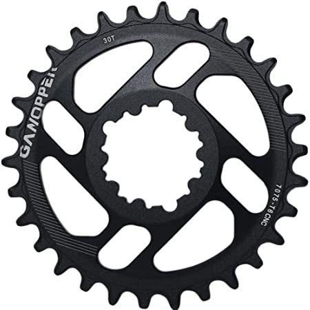 MTB Bike GXP Offset 3mm Chainring 32-38T Direct Mount Narrow Wide Chainwheel CNC