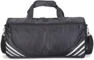 079619f725 Wind-Susu Packable Sports Gym Bag with Wet Pocket   Shoes Compartment  Travel Duffel Bag