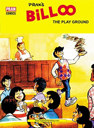 BILLOO AND THE PLAYGROUND: BILLOO (English Edition)