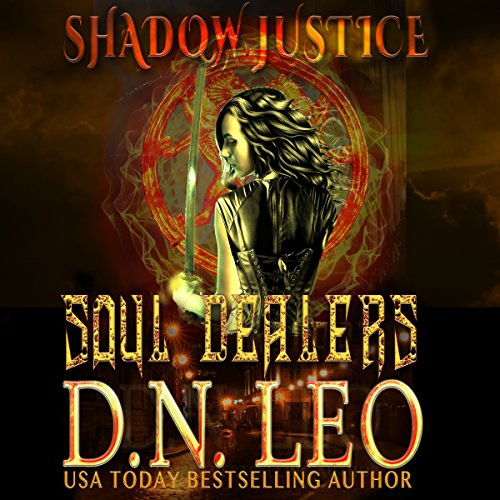 Soul Dealers audiobook cover art