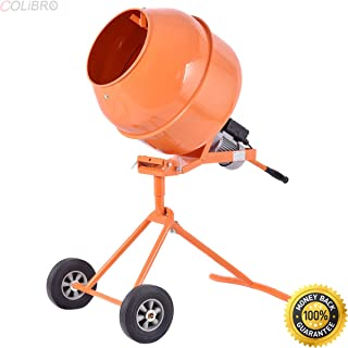 Best kushlan products 600dd unassembled direct drive cement mixer Reviews