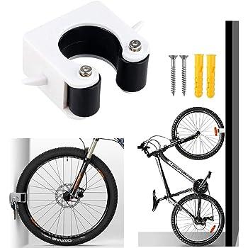 Soporte de Bicicleta Gancho Soporte de Almacenamiento de Bicicletas Montado en la Pared Soporte de Suspensión para el Garaje Soluciones de Almacenami: Amazon.es: Bricolaje y herramientas