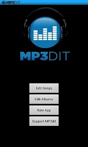 『MP3dit Pro』の2枚目の画像