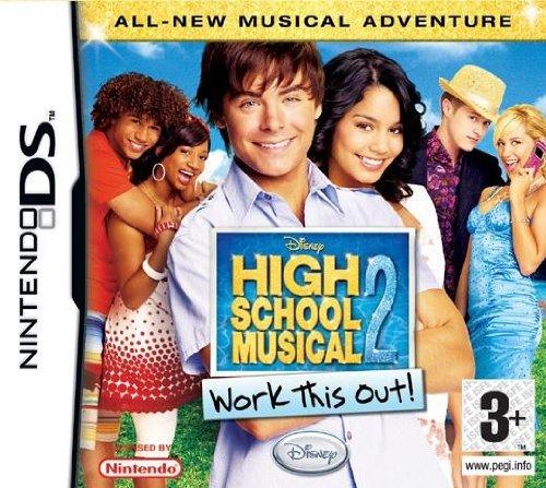 High School Musical 2: Work This Out - Nintendo DS (LACRADO DE FABRICA)