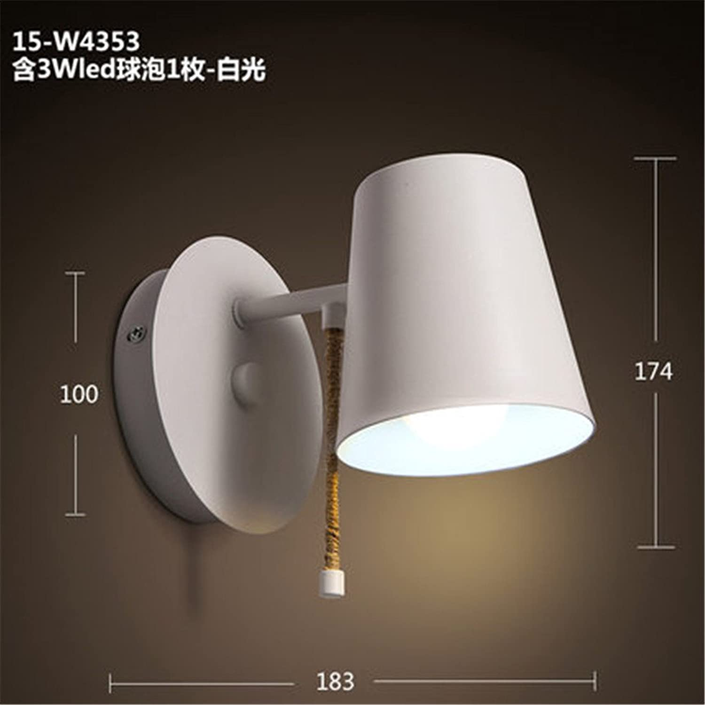 StiefelU LED Wandleuchte nach oben und unten Wandleuchten Badezimmer spiegel Leuchten bad Handwsche Schminkleuchte Spiegel vorne Lampen Badezimmer Lampen Energiesparlampen Wand, weies Licht