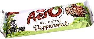 Nestle Aero Mint Chocolate Bar - 36g - (Pack of 4)