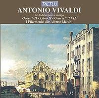 Vivaldi: Concerti Op 7 No. 7-12
